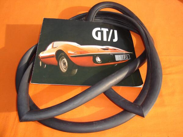Frontscheibendichtung Opel GT/J