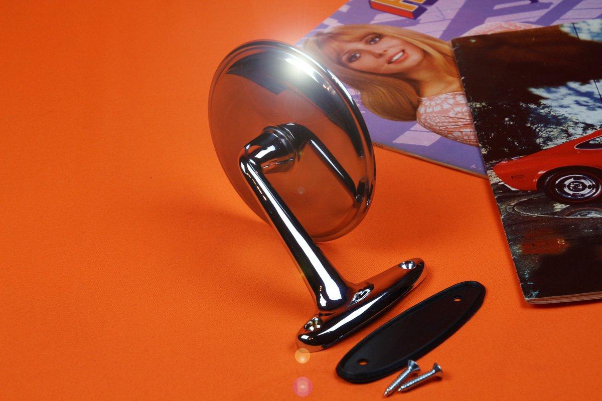Chrom - Außenspiegel Opel GT, Kadett B, Manta A