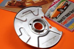 Brake Disk Cover stainless Steal