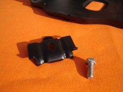 Battery mounting bracket