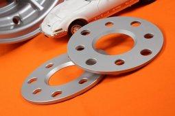 Spurverbreiterung 10mm Achse (5mm pro Rad)