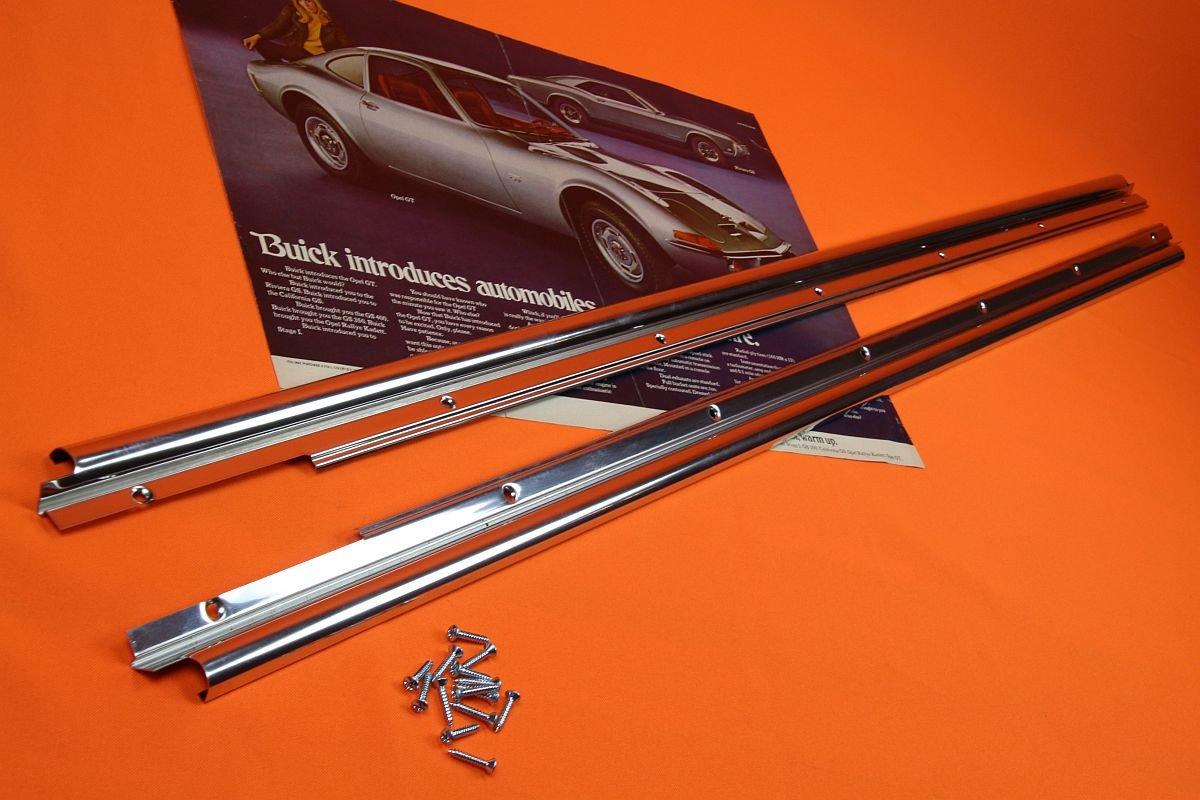 Opel GT Door Entry Trim, new Versio