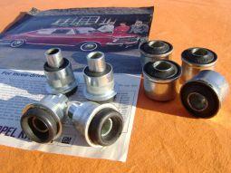 Set Control Arm Bushings Opel GT / Kadett B
