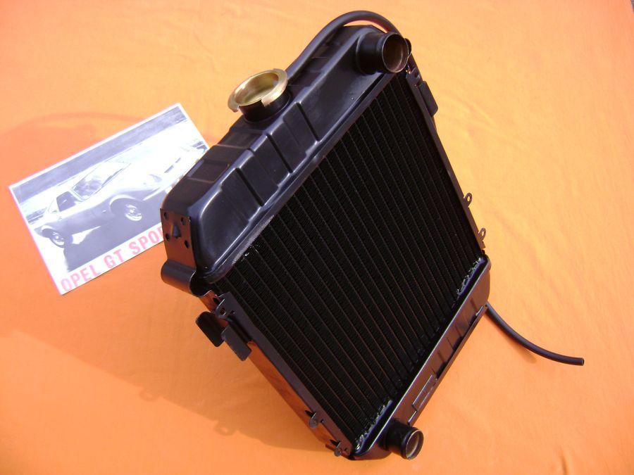 Kühler GT 1100, Kadett B 1.1 / 1.2