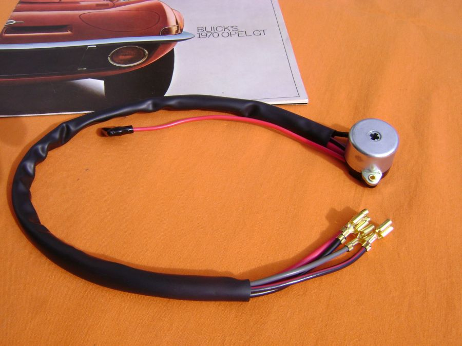 Opel GT Ignition contact switch