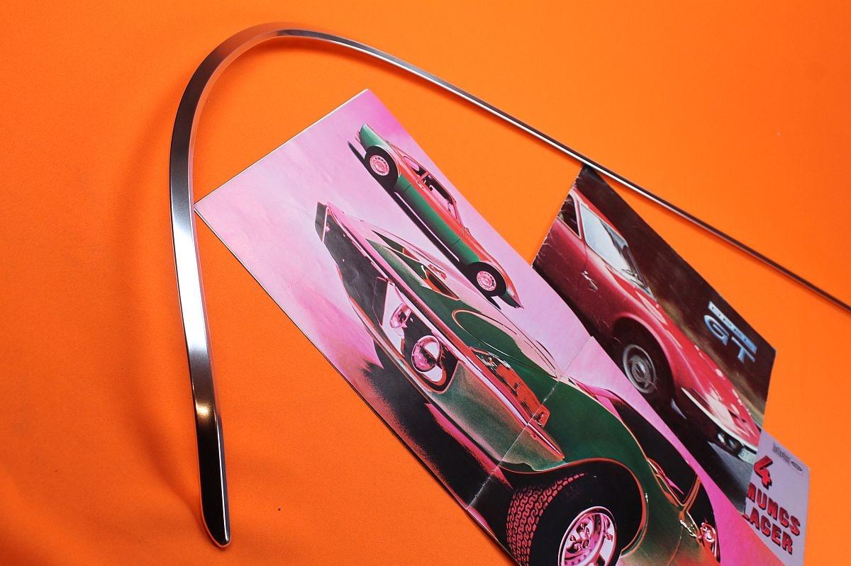 Heckzierleiste Opel GT