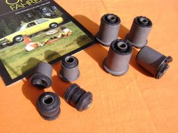 Controll arm Bushings Set Kadett C , Manta / Asc. B