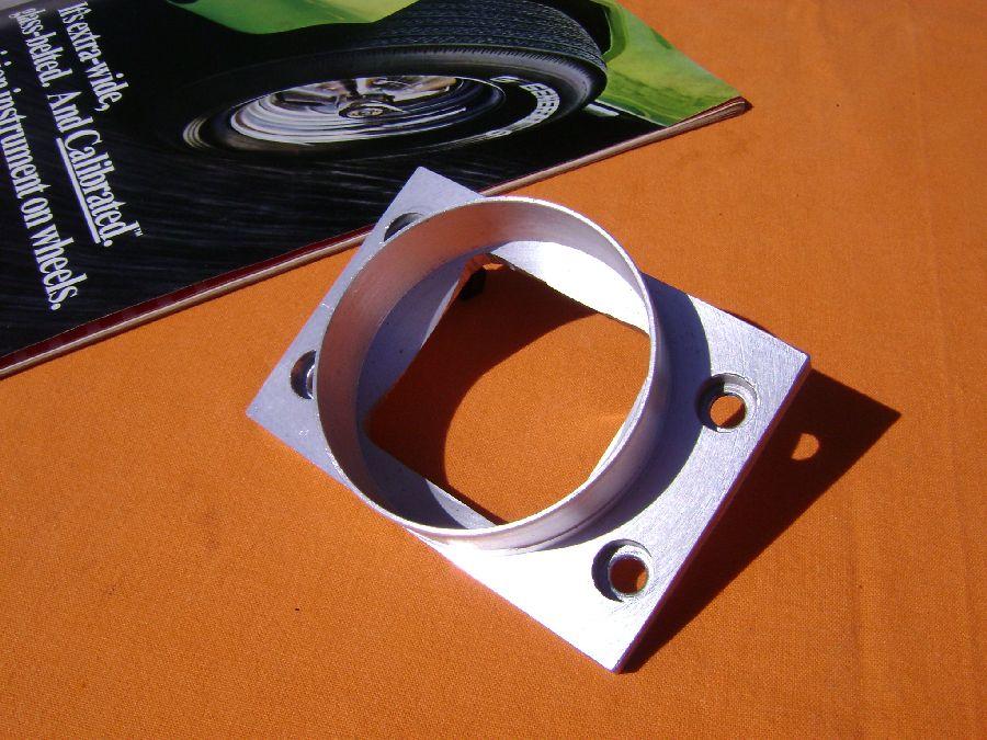 Luftfilteradapter Einspritzer