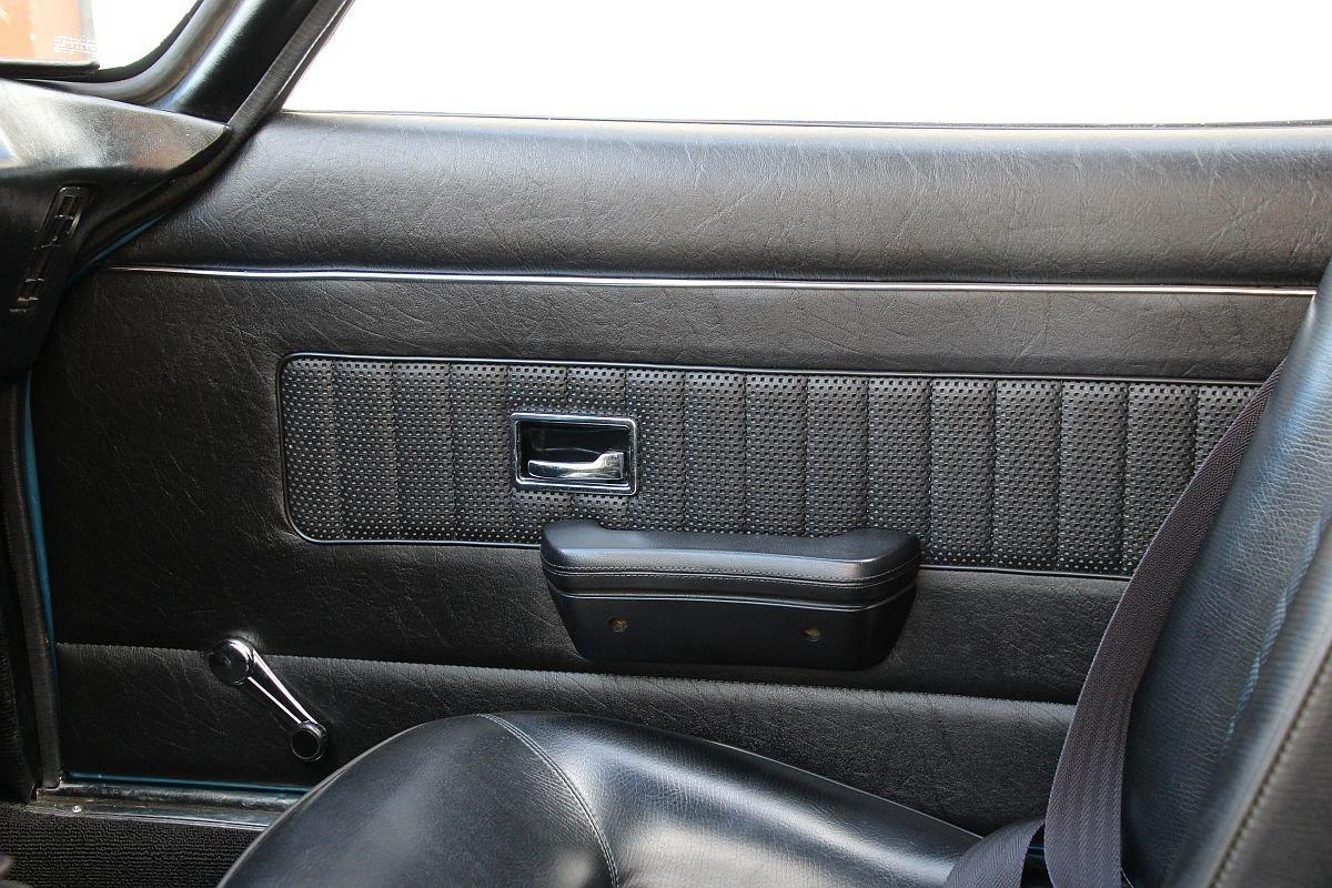 Gt Al Door Panel Luxury Version 1973 Opel Manta Interior Price 11900 Eur Incl Vat Plus Delivery Product Number