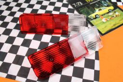 "Kadett C Rear Light Lenses ""Export"""