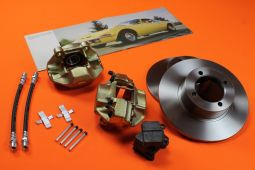 Bremsen Maxi-Set Vorderachse Opel GT