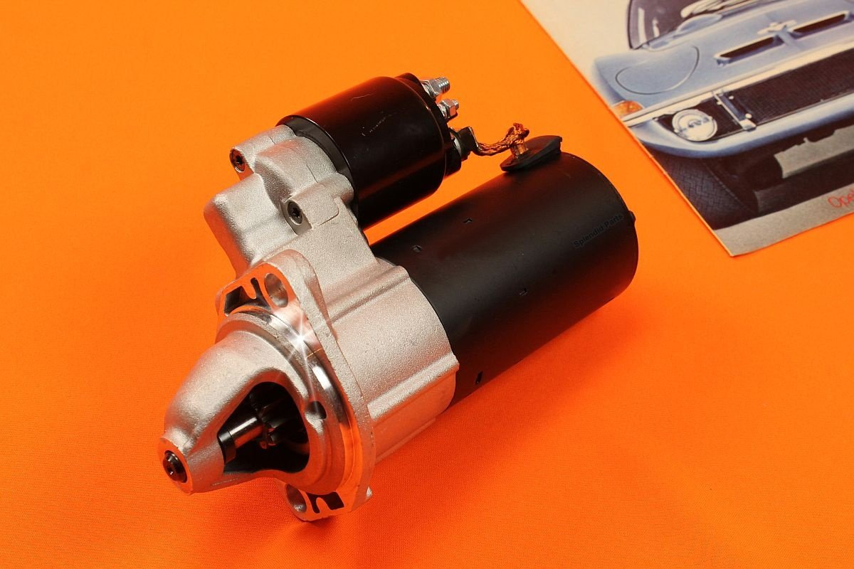 Power Anlasser , CIH, neu