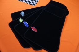 Set of Floor Mats with GT Patch