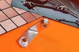 Holder Brake Line Manifold / Rear Axle