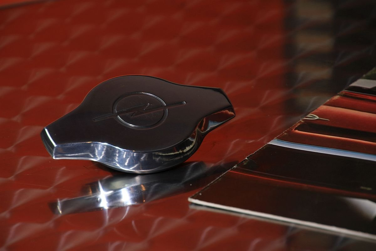 Tankdeckel Opel GT-AL, nicht abschließbar