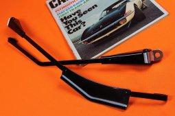 Wischerarme Opel GT , Satz , schwarz