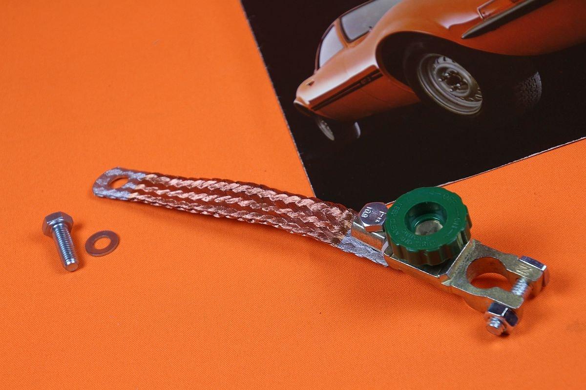 Batterie Masseband abschaltbar Opel GT