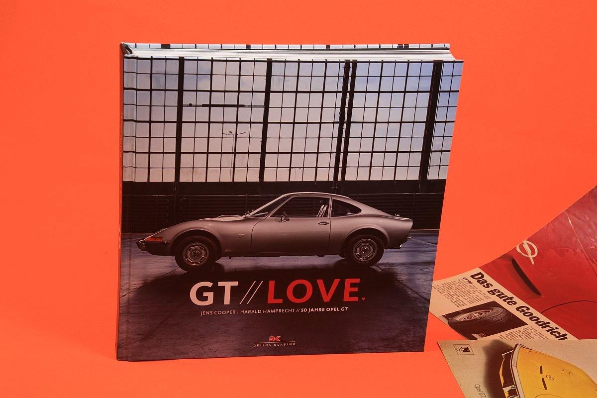 GT Love, DAS Opel GT Buch