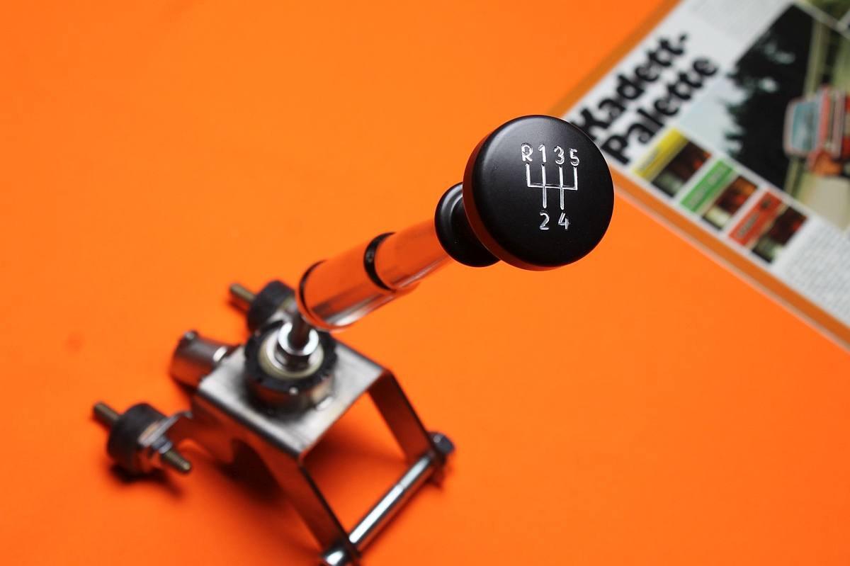 Opel Manta A C V3 Schaltkulisse + Schaltstock 5 Gang Getriebe