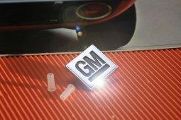 GM Emblem Opel GT US-Export 68-70