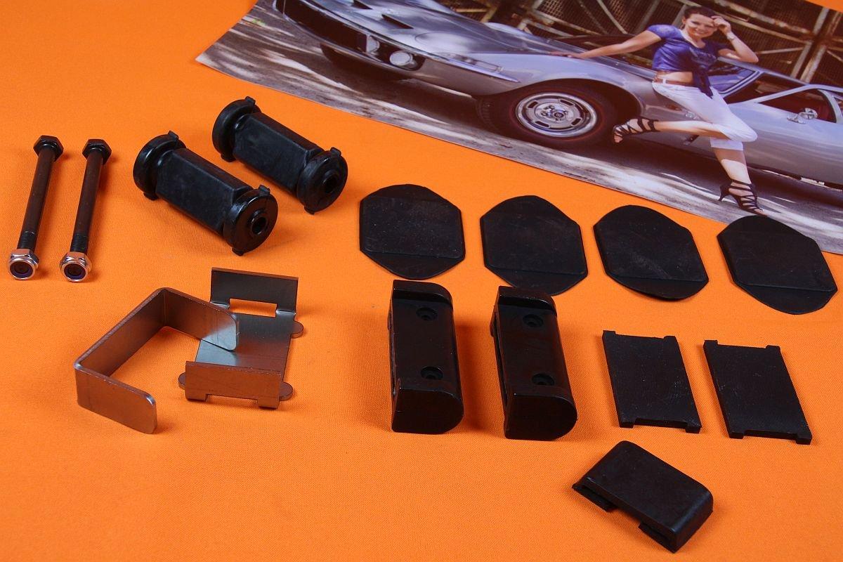 Resto-Set Blattfeder Opel GT / Kadett B 1900