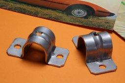 Stabilisator Schellen an Boden Opel GT, Kadett