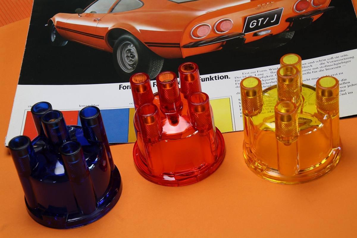 Verteilerkappe farbig, f. Bosch System