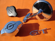Chrom & GT/J Teile