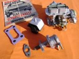 Motorraum & Getriebe