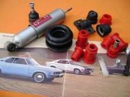 Fahrwerksteile